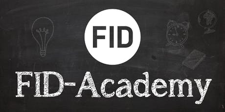 FID-Academy - Algemene opleiding tickets