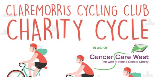 Claremorris Cycling Club Charity Cycle 2019