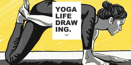 YOGA LIFE DRAWING by Kate Philipson  tickets