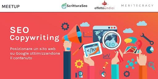 SEO Copywriting: posizionare un sito su Google ottimizzandone il contenuto