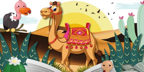 Story Explorers: Dramatic Deserts, West Bridgford Library tickets