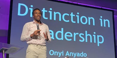 How To Become a Leader of Distinction MasterClass™