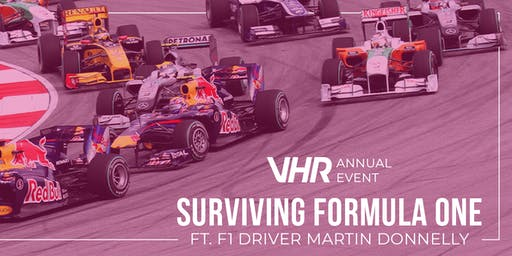 Surviving Formula One with F1 Driver Martin Donnelly