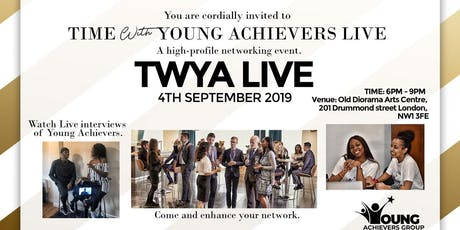 Time With Young Achievers Live tickets