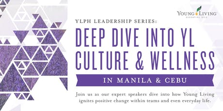 Deep Dive Into Young Living Culture And Wellness tickets