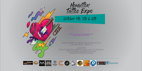 Hamilton Tattoo Expo tickets