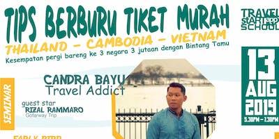 Budget Trip Class: Pergi Ke 3 Negara dengan 3 Jutaan