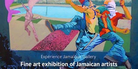 Fine Art Exhibition of Jamaican Artists billets