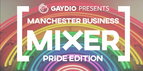 GAYDIO LGBT+ Pride networking - Thursday 22 August tickets