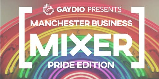 GAYDIO LGBT+ Pride networking - Thursday 22 August