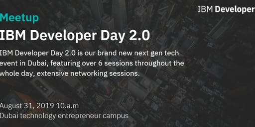 IBM Developer Day 2.0
