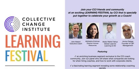 Learning Festival 2019 tickets