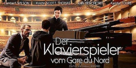 KINO - Der FILM am Dienstag (Ausnahmsweise am Mittwoch): Der Klavierspieler vom Gare du Nord Tickets