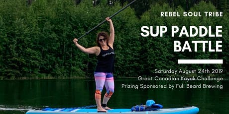 SUP Paddle Battle tickets