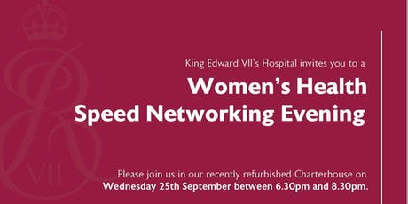 General Practitioners - Women's Health Speed Networking Evening tickets