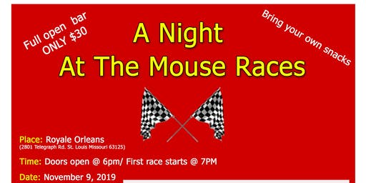 Mouse Race Benefitting Responder Rescue