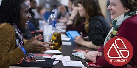 Arts Emergency Mentor Training - Margate 23/10/19 tickets
