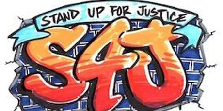 Stand Up For Justice tickets