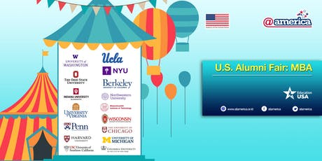 U.S. Alumni Fair: MBA tickets