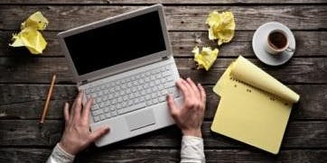 Web training for local community groups and charities - Web writing