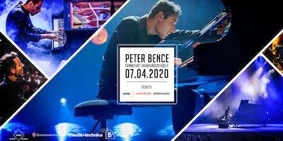 Peter Bence - Tour 2020 - Frankfurt