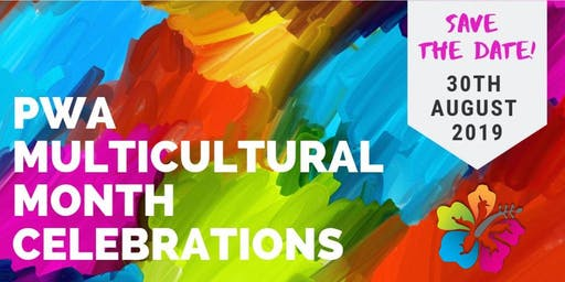 PWA Multicultural Month Celebrations 2019