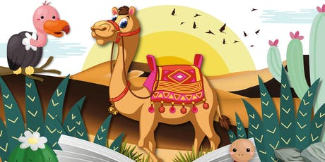 Story Explorers: Dramatic Deserts, Retford Library tickets