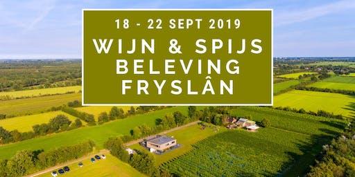 Diner - Wijn & Spijs beleving Fryslân