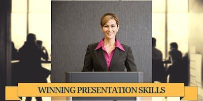Winning Presentation Skills (BUNBURY)