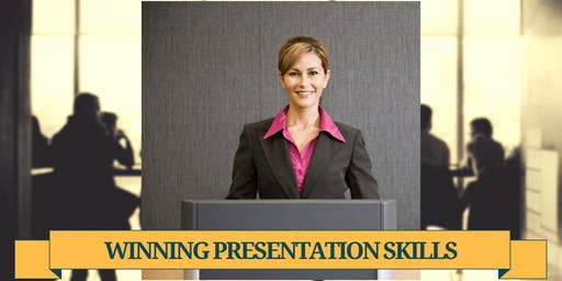Winning Presentation Skills (BUNBURY)