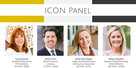 September ICON Agent Panel - Alexandria tickets