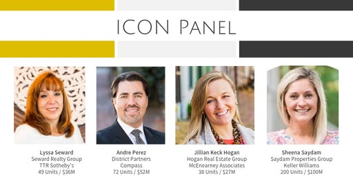 September ICON Agent Panel - Alexandria