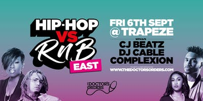 HIP-HOP vs RnB - East