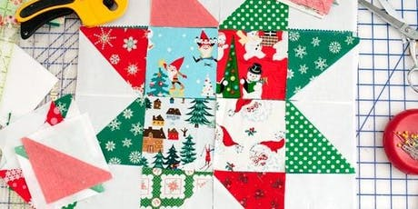 Community Learning - Sewing - Christmas Decorations - Arnold Library tickets