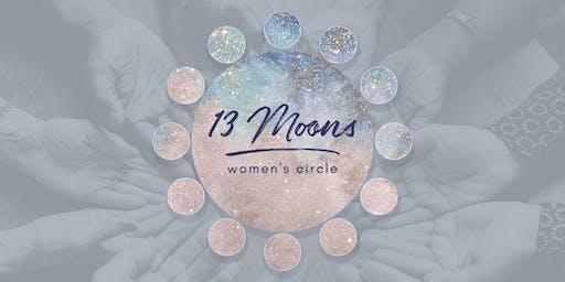 13 Moons Women's Circle Taster