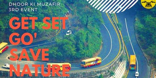 Get Set Go' Save Nature DKM 3rd Event