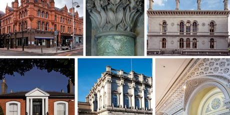 Victorian Dublin Revealed: an evening lecture series  tickets