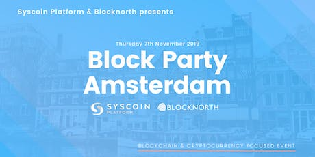 Block Party Amsterdam tickets