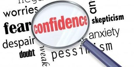 Community Learning - Confidence and Assertiveness - Arnold Library tickets