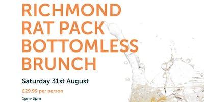 Richmond Rat Pack Bottomless Brunch
