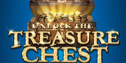 Unlock the Treasure Chest @ Open Plaza 1, Downtown East (outside D'Marquee)