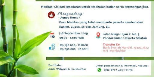 Meditasi Chi dan Kesadaran