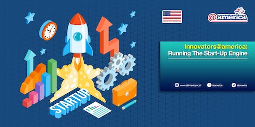 Innovators@america: Running The Start-Up Engine