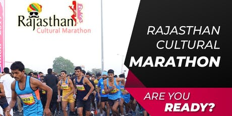 Rajasthan cultural marathon tickets