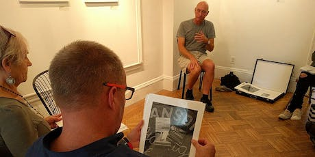 """STCF """"Shoot Out"""" Workshop with Bill Franson tickets"""