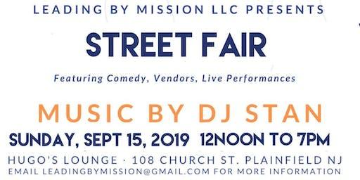 Leading by Mission LLC Street Fair