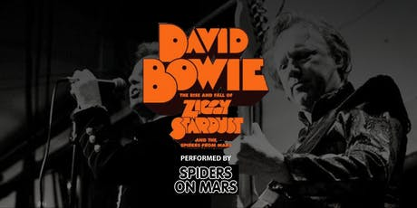 The Rise and Fall of Ziggy Stardust and the Spiders from Mars... tickets