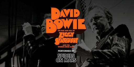 The Rise and Fall of Ziggy Stardust and the Spiders from Mars...
