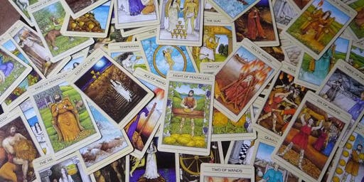 Beginners Tarot Workshop with Donna Wignall - Saturday 5th October 2019