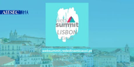 Web Summit 2019 - AIESEC tickets